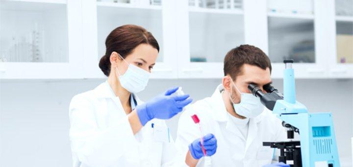 Комплексное обследование всего организма и тест на аллергены + пищевой тест в кабинете аквамедицины «Aqua-brk»