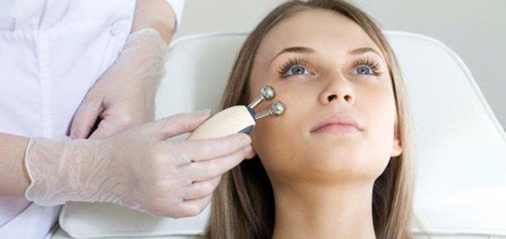 Ультразвуковая или комбинированная чистка лица в 12 этапов в салоне «Путь красоты»