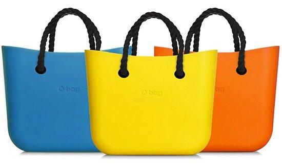 63d5fb92357b Ультрамодные разноцветные силиконовые сумки OBag всего за 249 грн. вместо  440 грн.