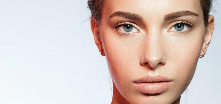 Микропигментирование бровей, губ или векв студии красоты «Адель»