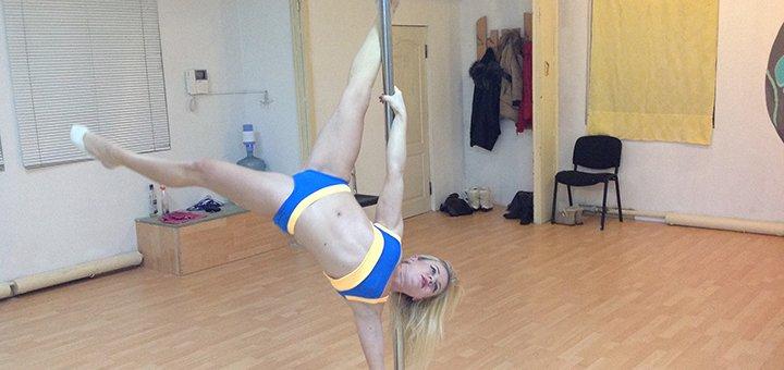 Скидка до 50% на занятия в школе танцев на пилоне «Sangria Pole Dance»
