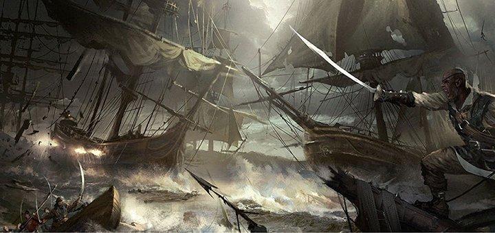 Скачать музыку пиратский бой