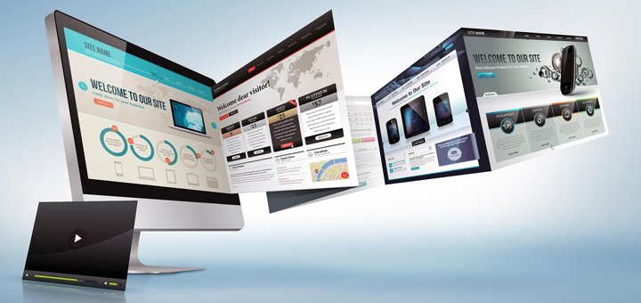 Создание сайта-визитки или интернет-магазина от компании «Lookmy.info»