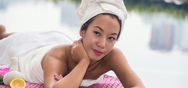 Спа-программа «Свежесть океана» от салона красоты «Koko Beauty Spa»