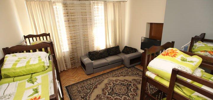 От 2 дней отдыха в номерах хостела «Hostel PANORAMI Center» во Львове