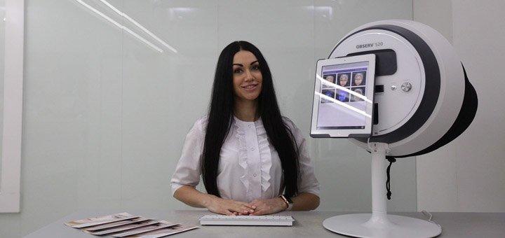 До 7 сеансов алмазной дермабразии в центре «Laser Health»