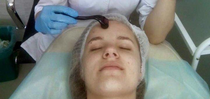 Профессиональная чистка лица от Людмилы Горшковой
