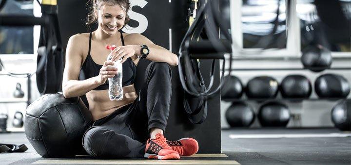 Составление программы тренировок, анализ состава тела от студии «Back to Health»