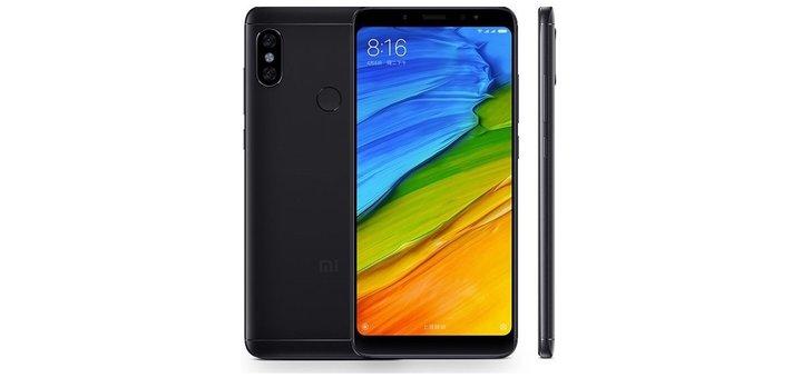 Скидка 1000 грн на Xiaomi Redmi Note 5 3/32Gb Black Global