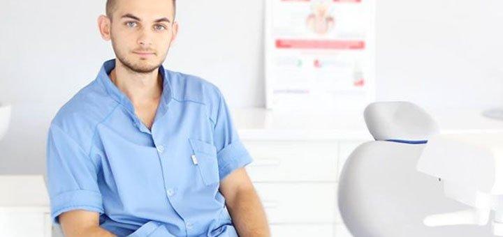 Знижка до 52% на встановлення вінірів прямим методом в медичному центрі «Платинум»