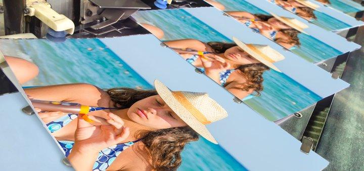 Печать плаката с любым изображением большого формата в принт-центре «Monohrom»