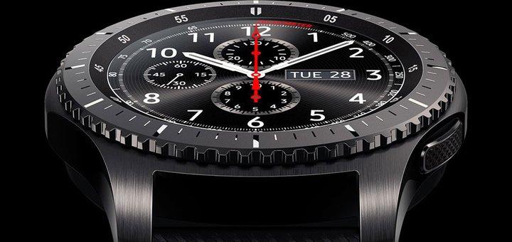 Скидка 600 грн. на Смарт-часы Samsung Gear S3 Classic!