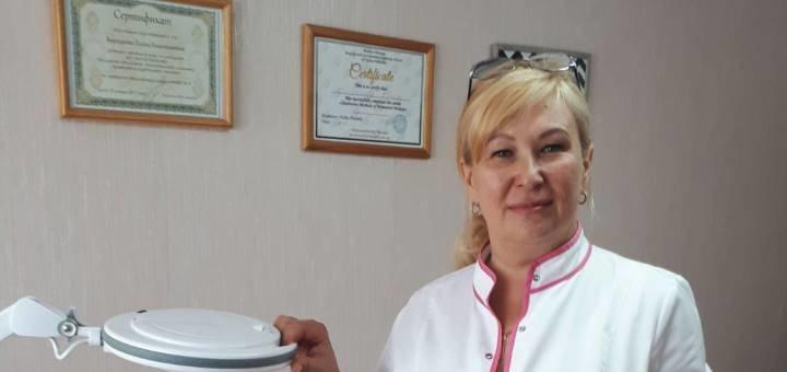 Лазерное удаление татуажа и татуировок любой сложности от косметолога Елены Бороденко