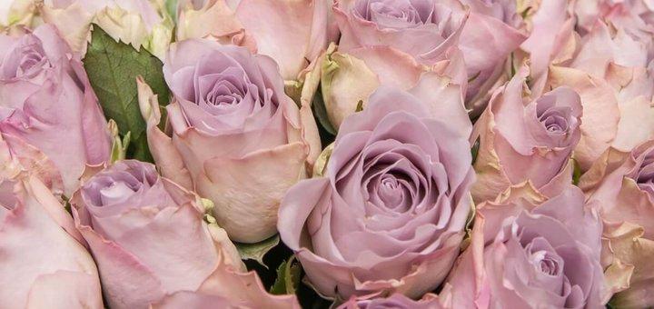 Скидка 20% на 51 розу Мемори Лейн!