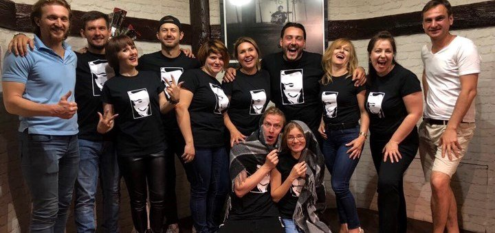 Мастер-класс по актерскому мастерству в студии «ActorsStudioKiev»