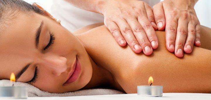 До 10 сеансов массажа от профессионального массажиста в клубе красоты «Авеню»