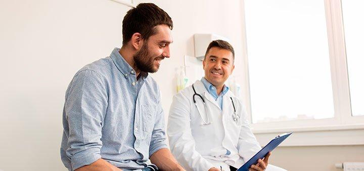 Осмотр психиатра с выдачей справки в медицинском центре «Медкласік»