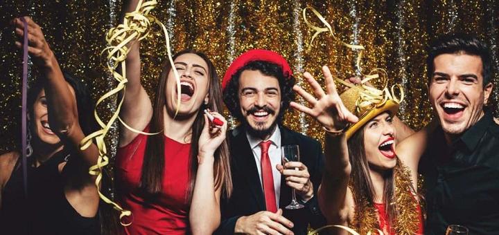 Скидка до 24% на празднование нового года в концерт-холле «Allegro»