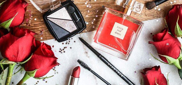 Праздничная распродажа ко Дню Влюбленных от «Avon»! Скидка 25% на заказ от 600 грн!