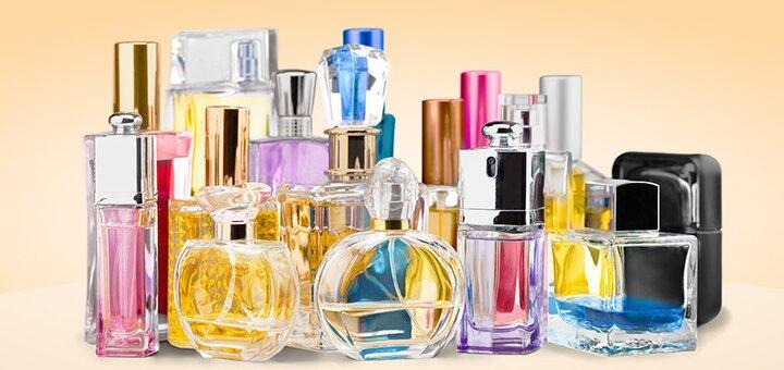 Купи духи -  получи в подарок мыло ручной работы!