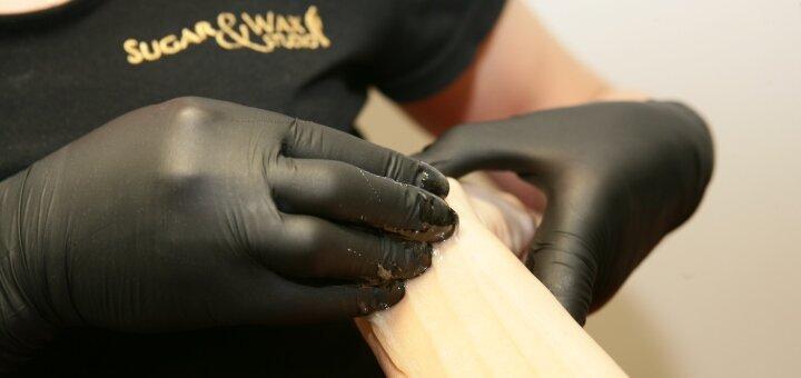 Мужская восковая депиляция или шугаринг в студии «Sugar&Wax»