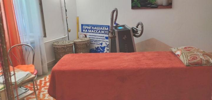 Скидка до 60% на LPG массаж тела в массажном кабинете Ольги Богатой