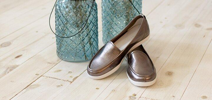 Cкидка 10% на новую коллекцию обуви «Respect»