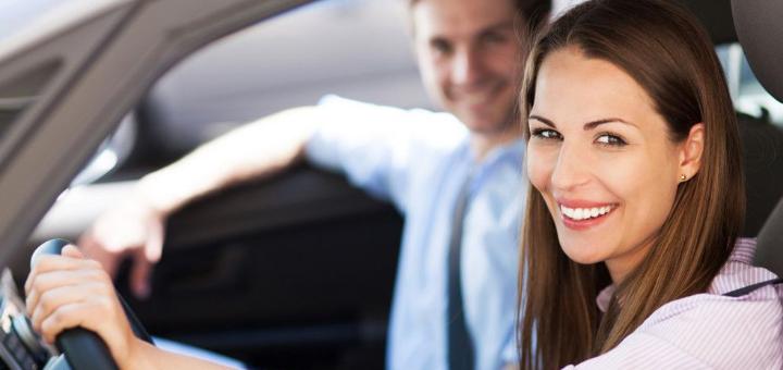 Скидка 23% на полный курс обучения вождению от сети автошкол «АвтоСанта»