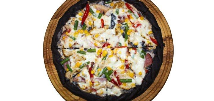 Скидка 55% на все суши, пиццу и WOK с доставкой или самовывозом от службы «Буржуй»