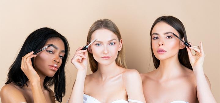 Коррекция и окрашивание бровей в салоне красоты «Beauty bar Grenadine»