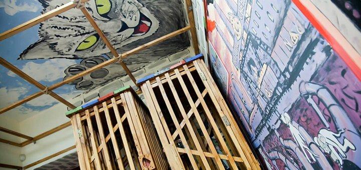 Посещение квест-комнаты «Мышеловка» от «ZiGRAYMO»