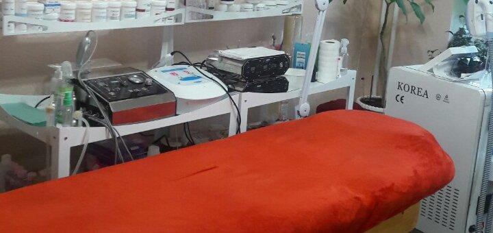 Удаление сосудистой сетки в косметологическом кабинете «Natalimage»