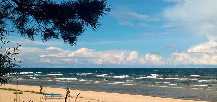 Скидка 5% на отдых в Юрмале от туристической компании «Ассоль»
