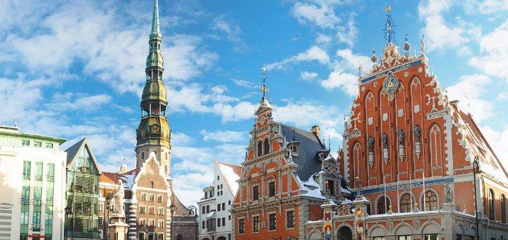 Скидка 480 грн. на тур «Очаровательная Рига и круиз в Стокгольм» от туристической компании «Ассоль»