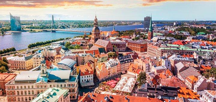 Скидка 800 грн. на тур «Вся Балтия за 5 дней» от туристической компании «Ассоль»