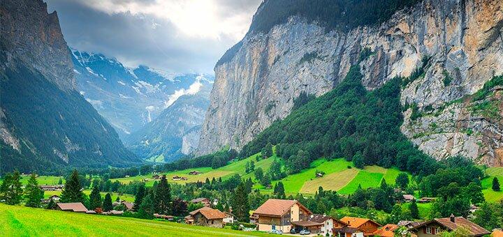 Скидка 10% на уикенд в Швейцарии от туристической компании «Ассоль»