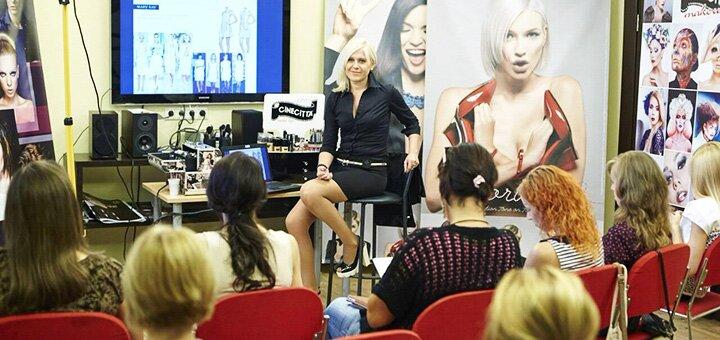 Курс «Сам себе визажист» или полный базовый курс в «Brelil Fashion School» от Вики Писаренко