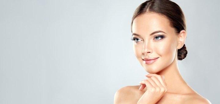 Комбинированая чистка лица с поверхностным химическим пилингом в салоне красоты «Perfect Cosmetology»