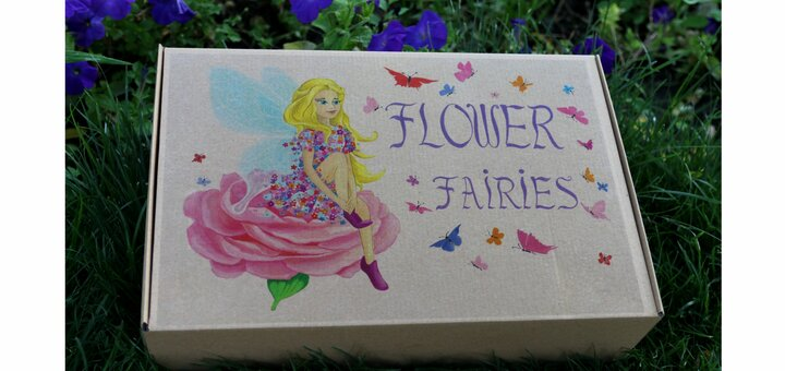 Скидка 20% на квест в коробке «Flower fairies»