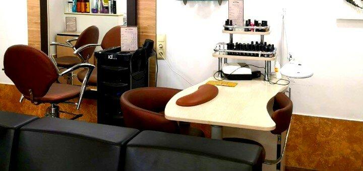 Моделирование и окрашивание бровей и ресниц в салоне «SJ&Team»