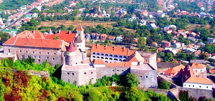Термальные источники Берегово и средневековые замки Мукачево от «Buli Tour»