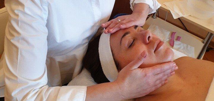 До 3 сеансов комплексной чистки лица с АХА-пилингом, массажем или маской в салоне «Диксон»
