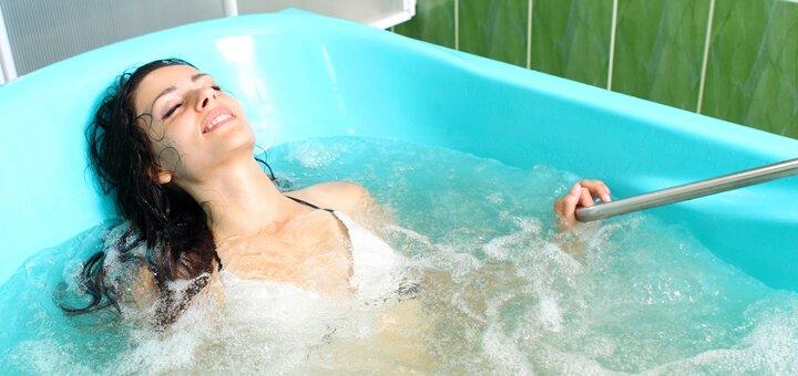 До 15 сеансов подводного гидромассажа в спортивно-оздоровительном центре «Сырец»