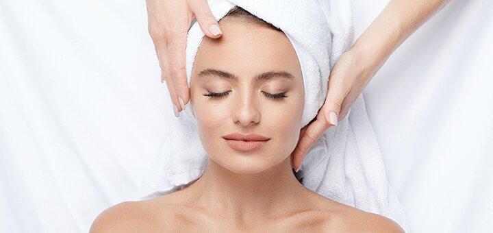 Комбинированная чистка лица с пилингом в студии красоты «ML cosmetology»