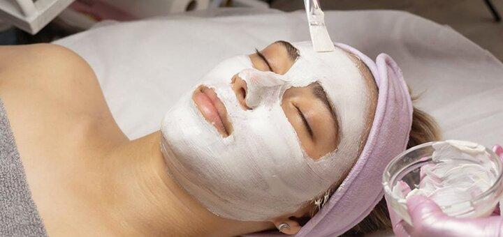 Комбинированная чистка лица в 9 этапов в студии красоты «ML cosmetology»