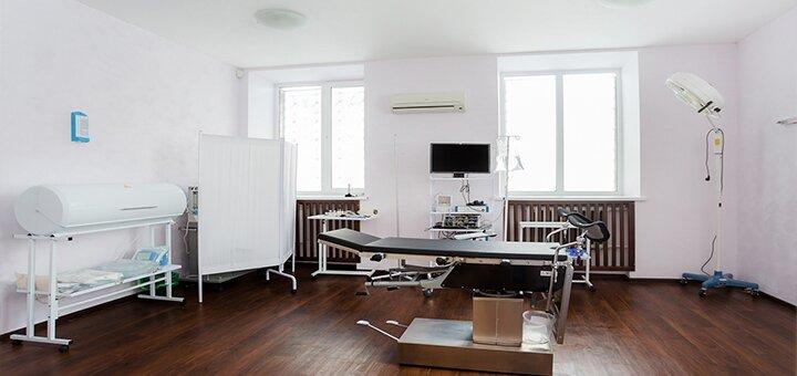 Комплексное обследование у гинеколога в медицинском центре «EvoClinic»