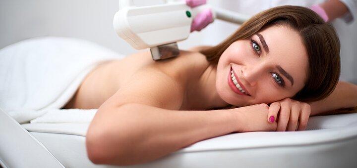 До 10 сеансов лазерной эпиляции для женщин в салоне лазерной эпиляции «Salena»