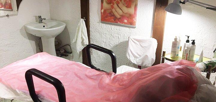 Ультразвуковая чистка лица в косметологическом кабинете «Ma-Belle»