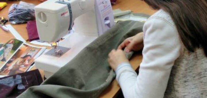 Мастер-класс по крою и шитью в студии «DianaStyle»