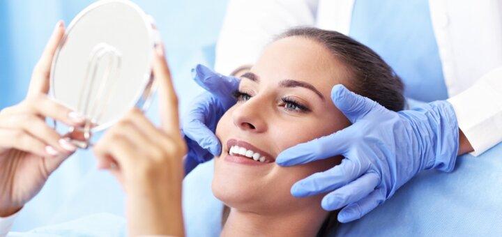 Лечение кариеса с установкой пломб в стоматологии «Perfect Smile»